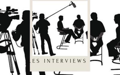 Les interviews